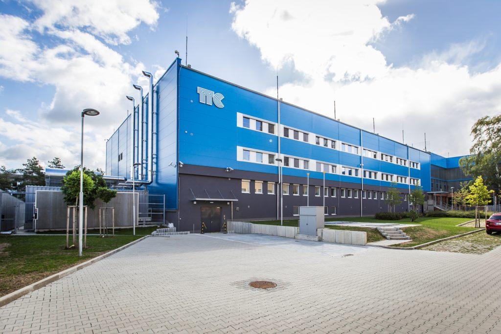 Datové centrum Sazečská