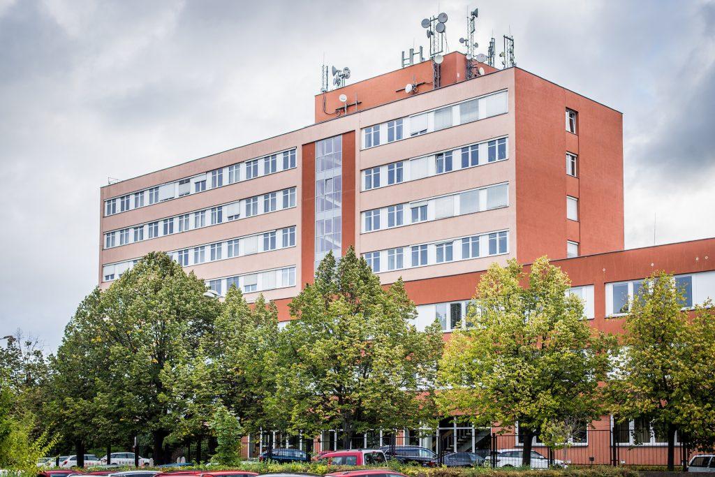 areál TTC TECHKOM CENTRUM